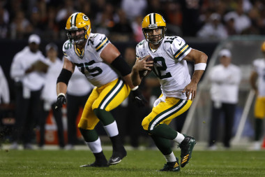 Power Rankings: Packers Claim Top Spot With Road Win