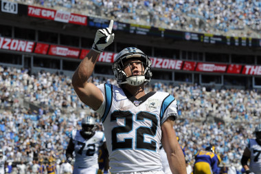 Panthers vs. Buccaneers: The Unavoidable Christian McCaffrey