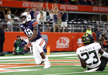 Power Rankings: Auburn Secures Top Spot With Comeback Win