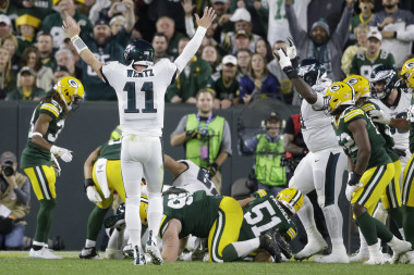 Power Rankings: Eagles Claim Top Spot With Road Upset