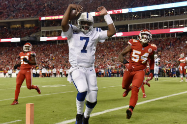 Power Rankings: Colts Earn Top Spot By Handing Chiefs First Loss of Season