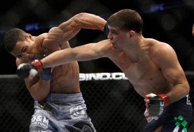UFC 243: DraftKings Fantasy MMA Underdog Picks