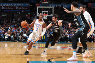 Thunder vs. Jazz: Lineup Changes Aplenty Should Lead to Fantasy Goodness