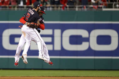 Power Rankings: Nationals Sweep Their Way to World Series, Top Spot