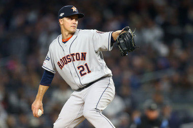 World Series Game 3: Can Zack Greinke Help the Astros Stop the Bleeding vs. the Nationals?