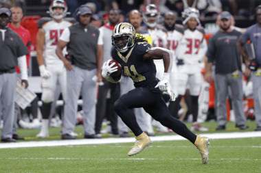 2019 Fantasy Football: Week 12 Running Back Touch, Target Projections