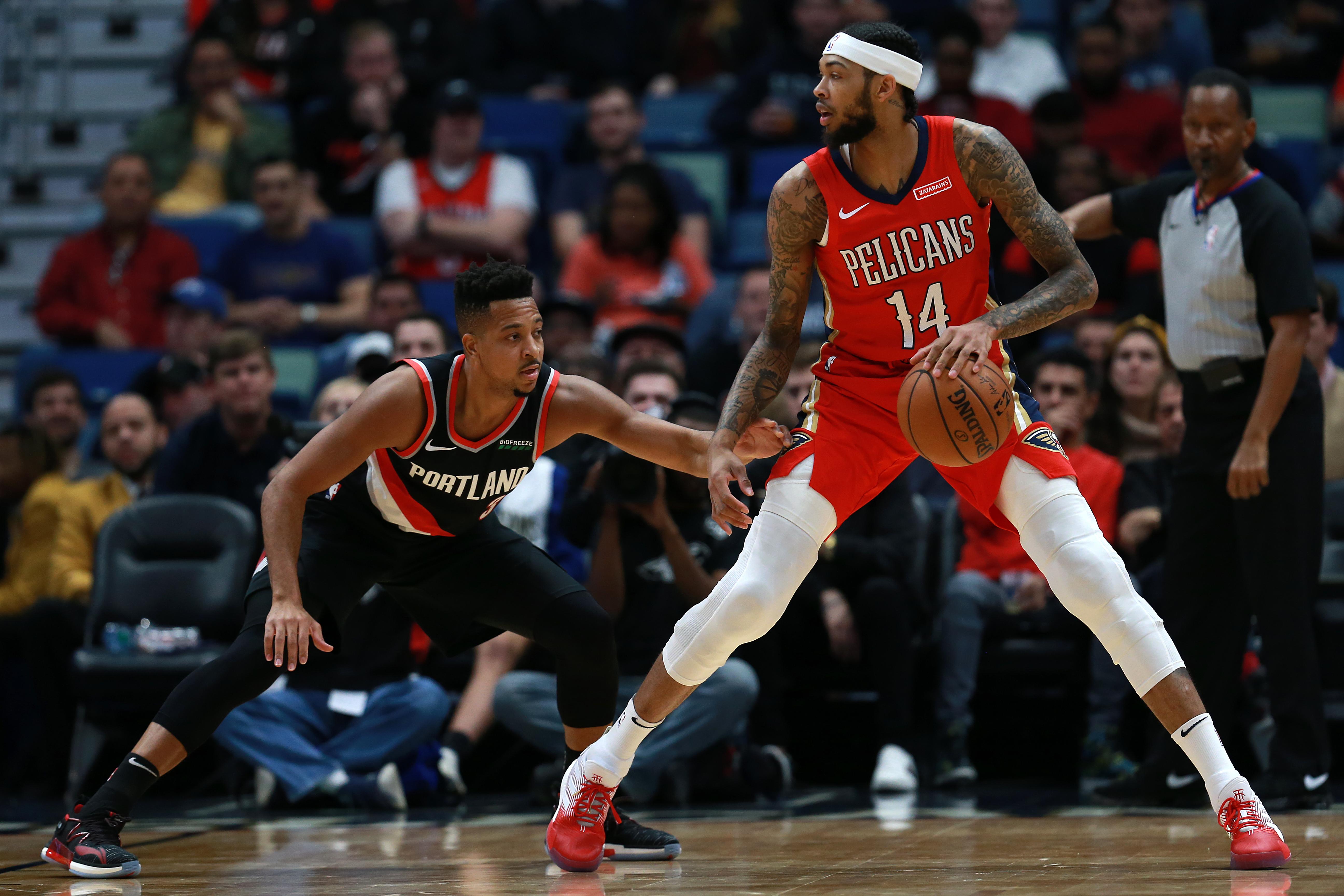 Portland Trail Blazers v New Orleans Pelicans