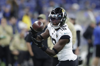 2019 Fantasy Football WR Target Projections: Value Volume for Week 13