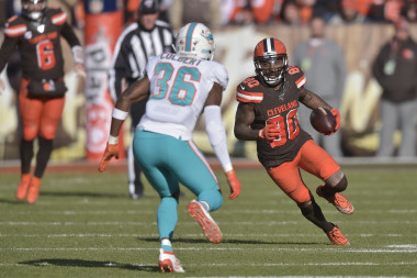 2019 Fantasy Football Ride or Fade: Jarvis Landry and Other Week 12 Stars
