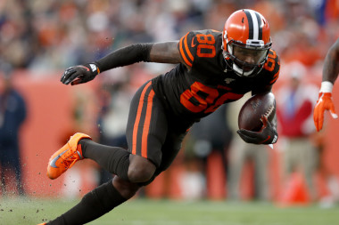 2019 Fantasy Football WR Target Projections: Value Volume for Week 10