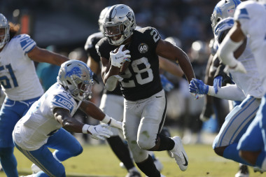 2019 Fantasy Football: Week 11 Running Back Touch, Target Projections