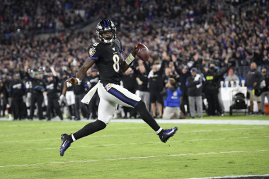 Power Rankings: Ravens Claim Top Spot By Defeating Patriots