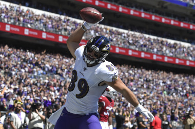 NFL Fantasy Football — 2019 Week 11 TE Rankings, NFL Week 11 DST Rankings, Streams