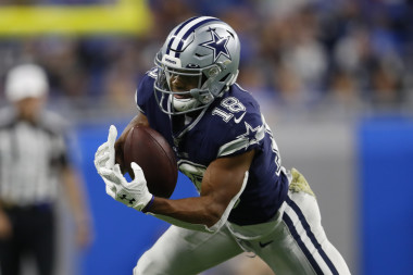 2019 Fantasy Football WR Target Projections: Value Volume for Week 12