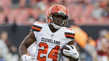2019 Fantasy Football: Week 10 Running Back Touch, Target Projections