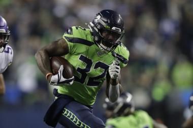 NFL Fantasy Football — 2019 Week 15 RB Rankings, Starts, Sit, Sleepers