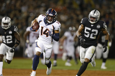2019 Fantasy Football WR Targets Projections: Most Volume For Week 17