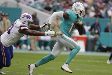 NFL Fantasy Football — 2019 Week 16 WR Rankings, Starts, Sit, Sleepers