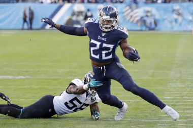 2019 Fantasy Football: Week 14 Running Back Touch, Target Projections