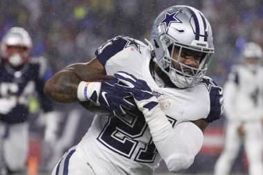 NFL Picks: Spreads, Prop Bets, Totals to Consider for Bears vs. Cowboys