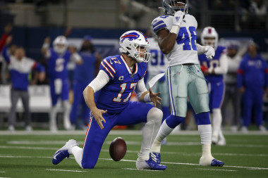 Power Rankings: Bills Earn Top Spot With Thanksgiving Defeat Of Cowboys