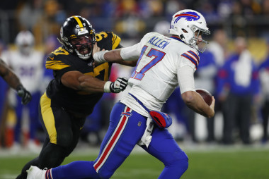 Power Rankings: Bills Earn Top Spot With SNF Win Over Steelers