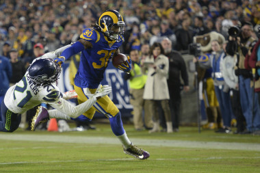 Power Rankings: Rams Earn Top Spot With Sunday Night Football Victory Over Seahawks