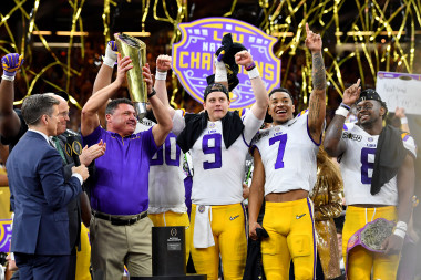 Power Rankings: LSU dominates Clemson to Claim Top Spot
