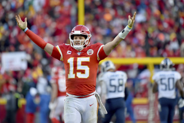 Power Rankings: Chiefs Dominate AFC and Sports Betting