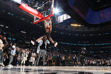 DraftKings Fantasy Recap: Dunk Contest drama in the Windy City