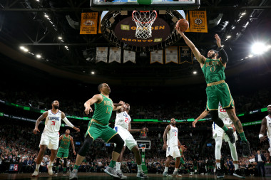 DraftKings Fantasy Recap: Double-overtime game in Boston leads to boosted fantasy scoring
