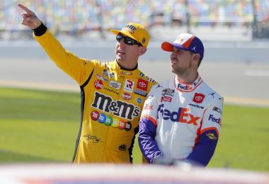 Daytona 500: 2020 NASCAR® Fantasy Driver Rankings