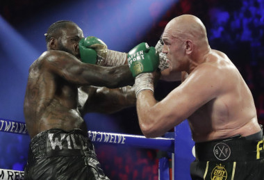 Money Makers: Fury Punches His Way To The Top