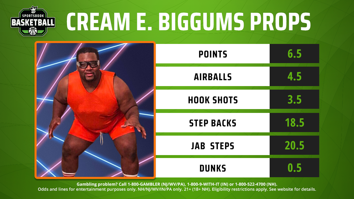 Cream E. Biggums