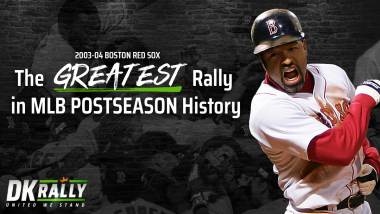 DKRally: The Greatest Rally in MLB Postseason History