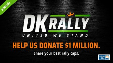 DK Rally: DraftKings Sportsbook Cap the Rally Pool Recap