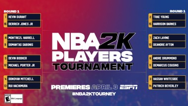 NBA 2K Players Tournament DraftKings Sportsbook Pool Preview