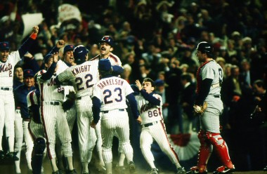 DKRally: New York Mets vs. Boston Red Sox 1986 World Series