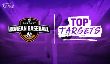 Korean Baseball Fantasy Picks: Top DraftKings KBO DFS Targets and Values for May 24