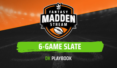 Madden Stream Picks: Top DraftKings Fantasy Football Targets, Values for May 17