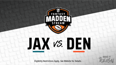 Madden Stream: Jaguars vs. Broncos Showdown Strategies and Captain's Picks