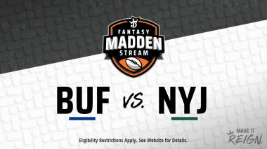 Madden Stream: Jets vs. Bills Showdown Strategies and Captain's Picks