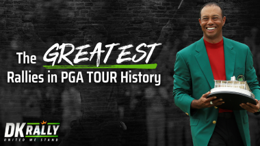 DKRally: The Greatest Rallies in Golf Major History