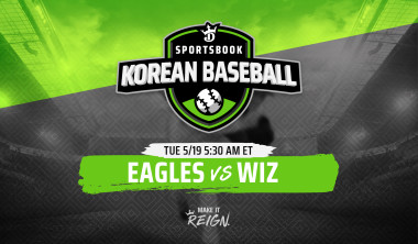 Korean Baseball (KBO): Hanwha Eagles and KT Wiz Odds, Prop Bets and General Game Information