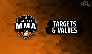 UFC Fight Night Alistair Overeem vs. Walt Harris (ESPN/ESPN+) Picks: Top DraftKings DFS Fantasy MMA Targets, Values