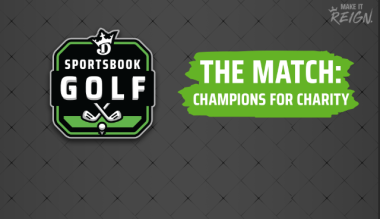 The Match: DraftKings Sportsbook Live Golf Betting Preview