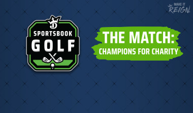 The Match: Top DraftKings Sportsbook Notable Golf Betting Insights