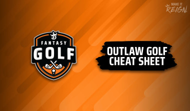 DraftKings DFS Fantasy Golf Cheat Sheet: 2020 Outlaw Tour Lone Tree Classic