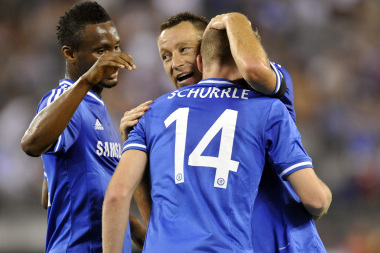 Soccer: International Champions Cup-AC Milan vs Chelsea