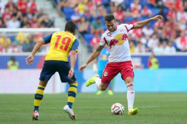 MLS: Friendly-Arsenal at New York Red Bulls